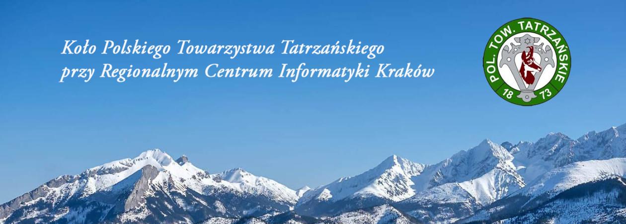 Koło PTT przy Regionalnym Centrum Informatyki Kraków